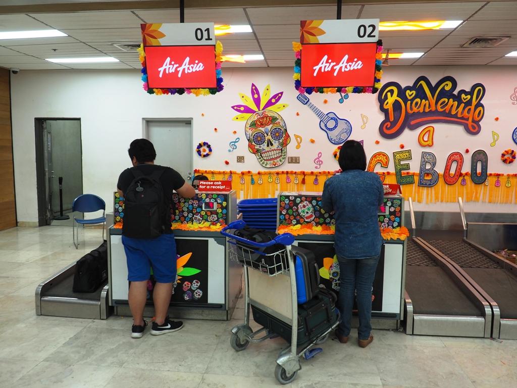 philippines airasia cebu check-in