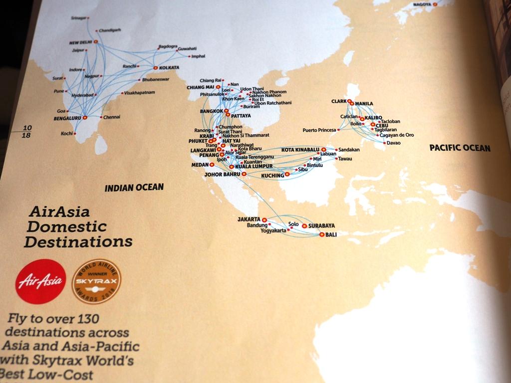 phillipines airasia network