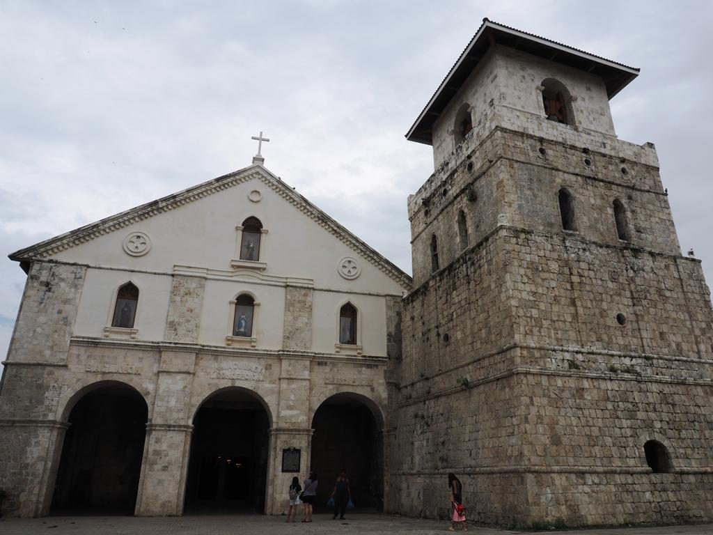kościół w baclayon