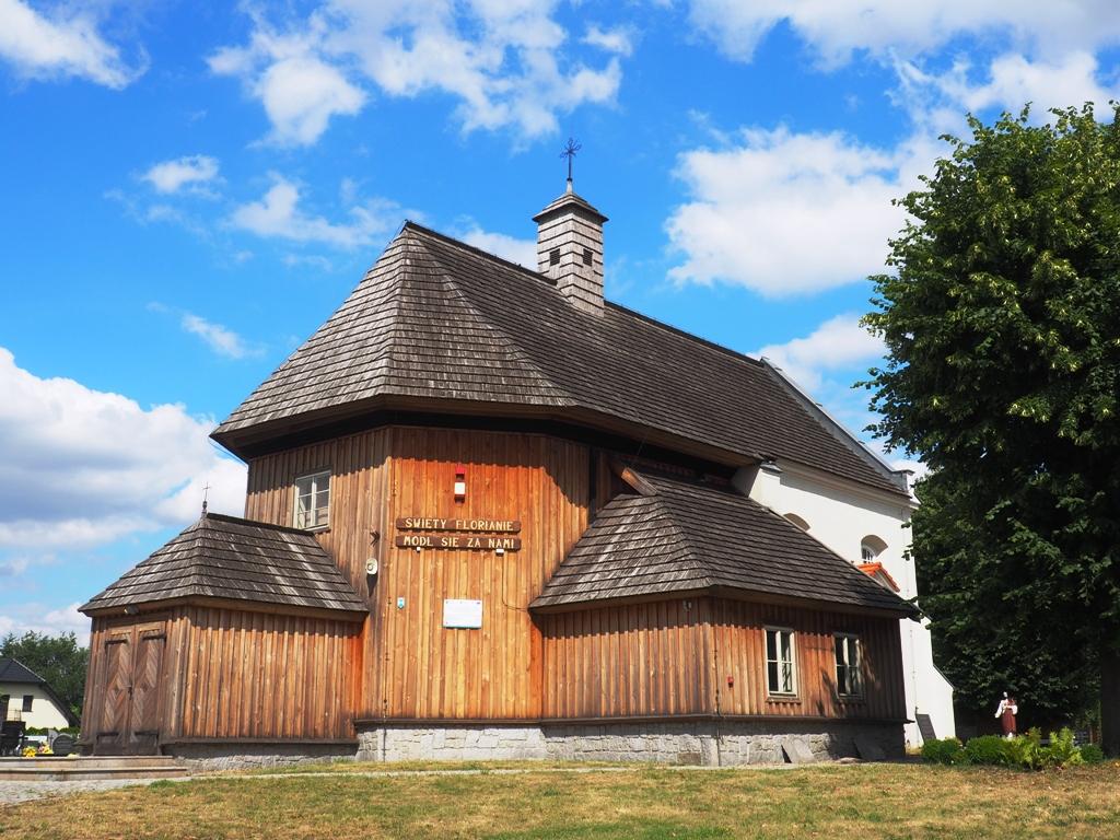kościół św. floriana w pleszewie