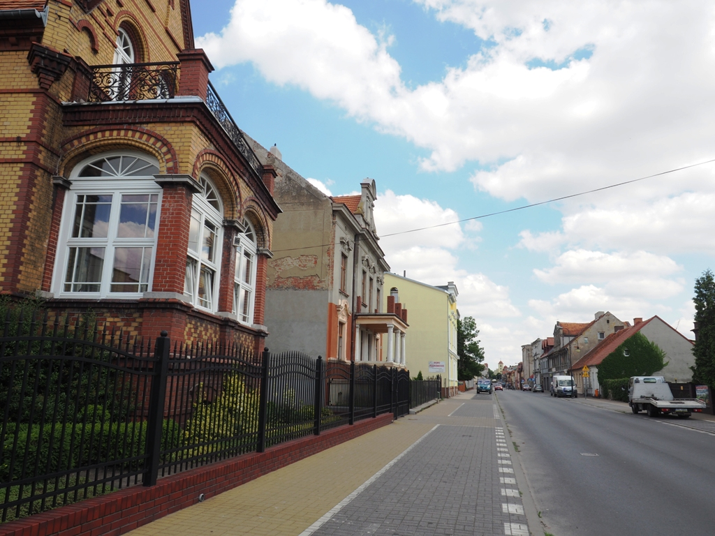 ulica poznańska